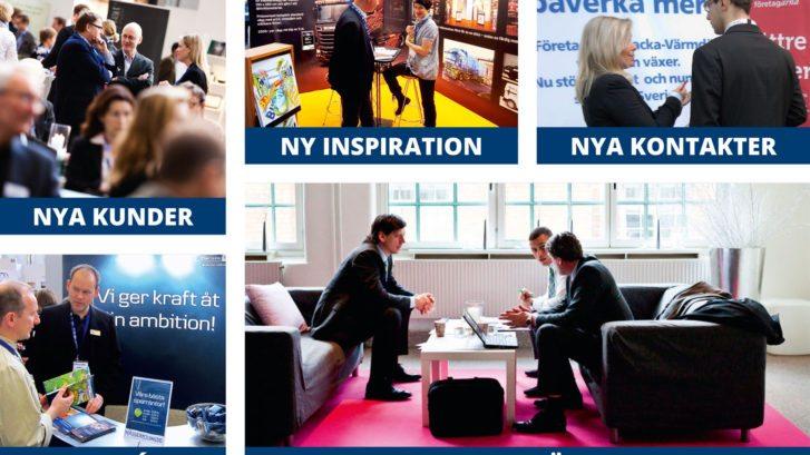 Nacka Företagarträff – inspiration, affärer, idéer, kontakter, kunder