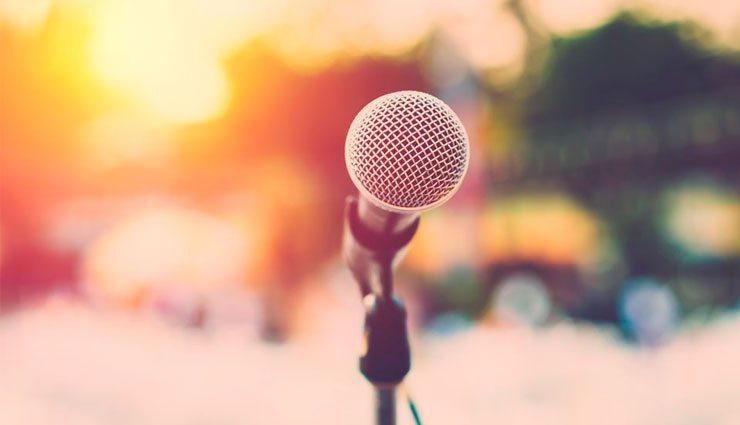 Nacka Företagarträff Mikrofon i motljus – Seminarier