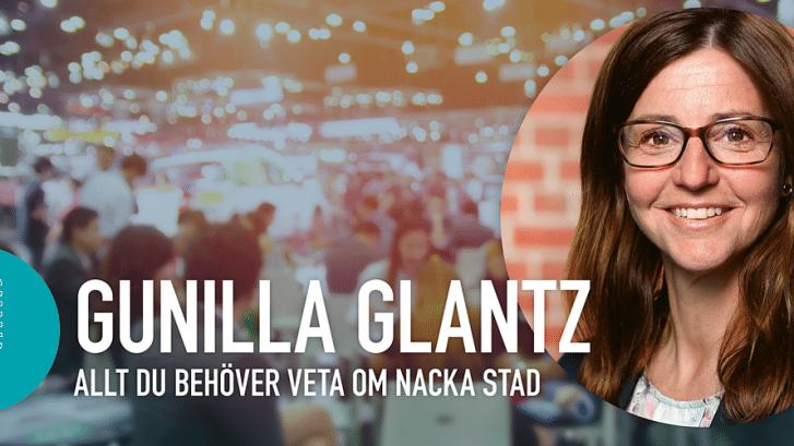 Gunilla Glantz, Nacka Kommun – Allt du behöver veta om Nacka stad