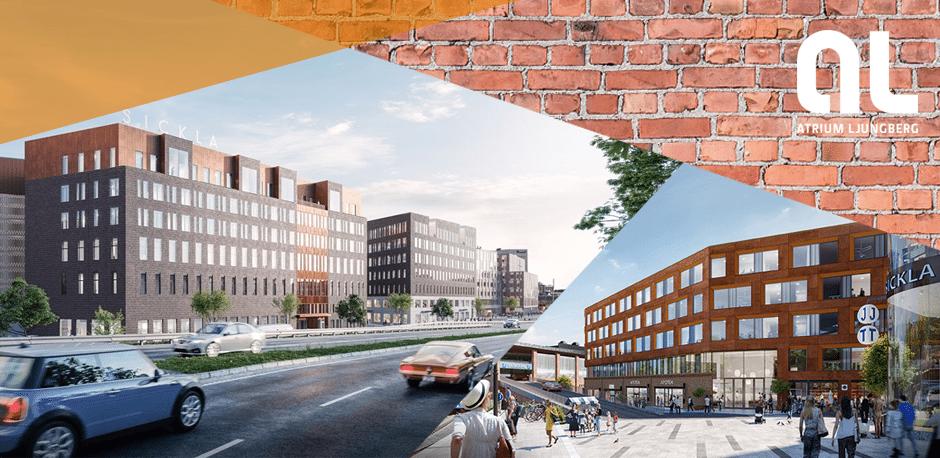 Atrium Ljungberg – Partner till Nacka Företagarträff