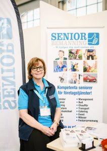 Seniorbemanning i Sverige