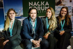 Unibal-Rodamco – Nacka Forum