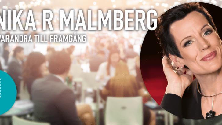 Annika R Malmberg: Hjälpa varandra till framgång