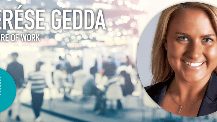 Therese Gedda: The future of Work