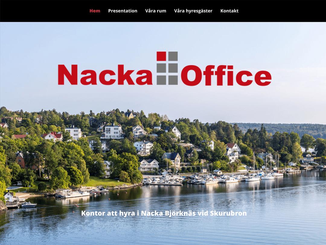 Kontorshotell Nacka office