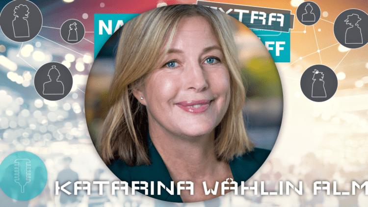 Katarina Wåhlin Alm på Nacka Företagarträff Extra